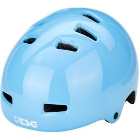 TSG Nipper Mini Solid Color Casco Bambino, blu